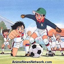 Kickers (TV) Anime News Network
