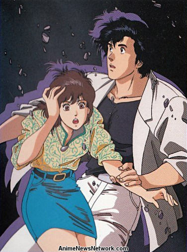 City Hunter 3 Tv Anime News Network