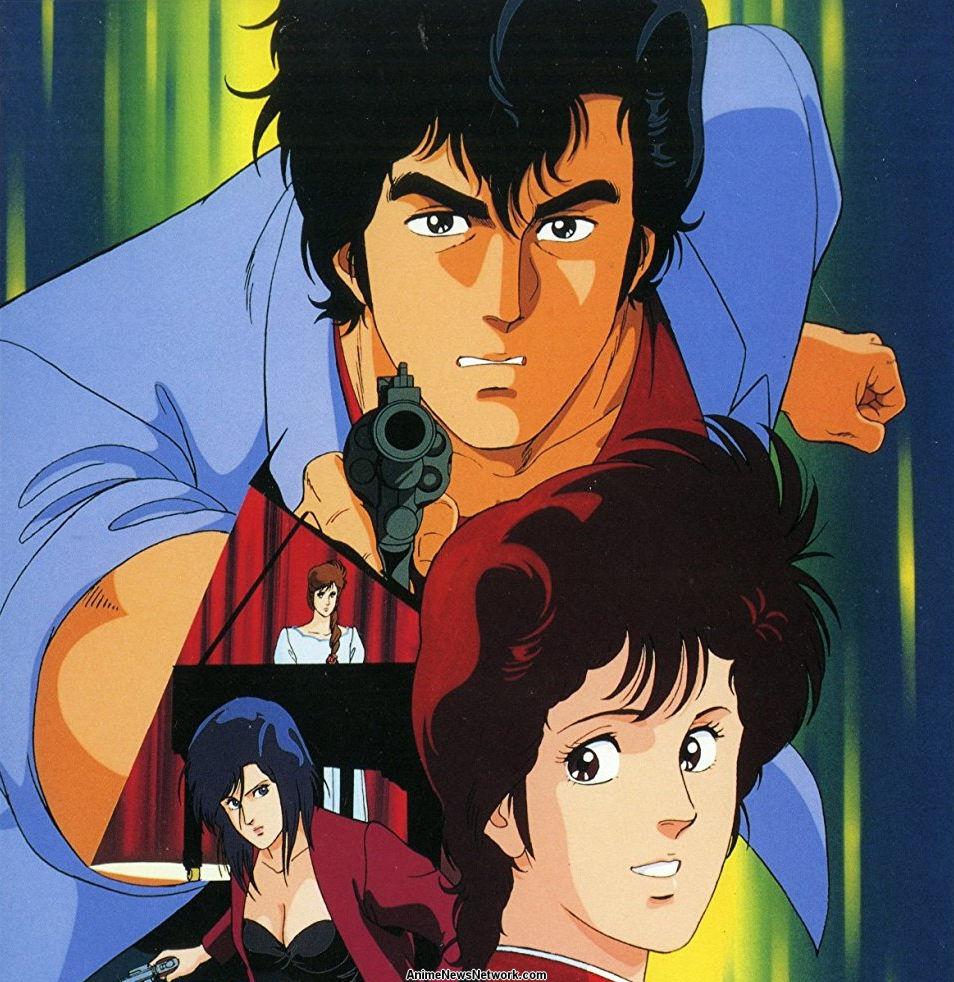 City Hunter 357 Magnum Movie Anime News Network