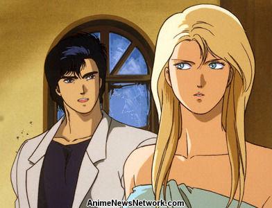 City Hunter Million Dollar Conspiracy Movie Anime News Network