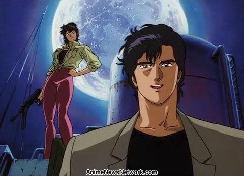 City Hunter Secret Service Special Anime News Network