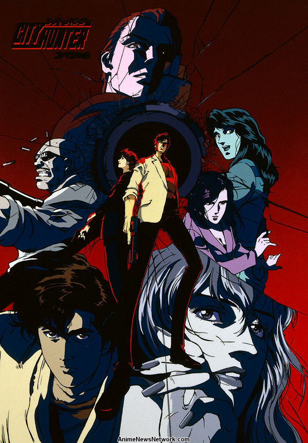 City Hunter Death Of The Vicious Criminal Ryo Saeba Special
