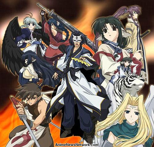 Future Of Journalism >> Utawarerumono (TV) - Anime News Network