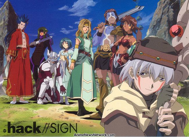 hack//SIGN (TV) - Anime News Network