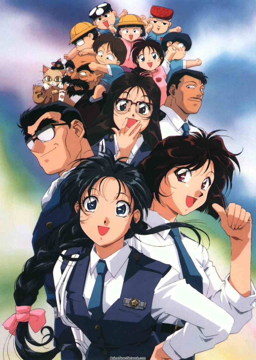 you re under arrest oav anime news network