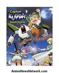 Captain Kuppa Tv Anime News Network