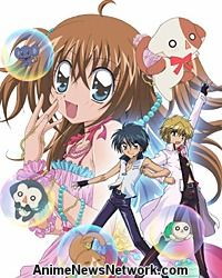 Kirarin Revolution Tv Anime News Network