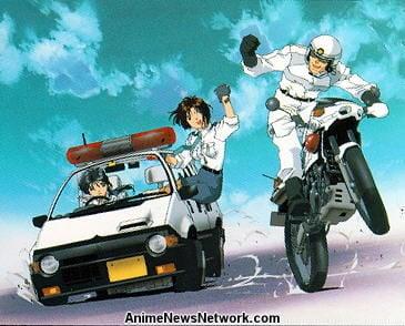 you re under arrest tv anime news network