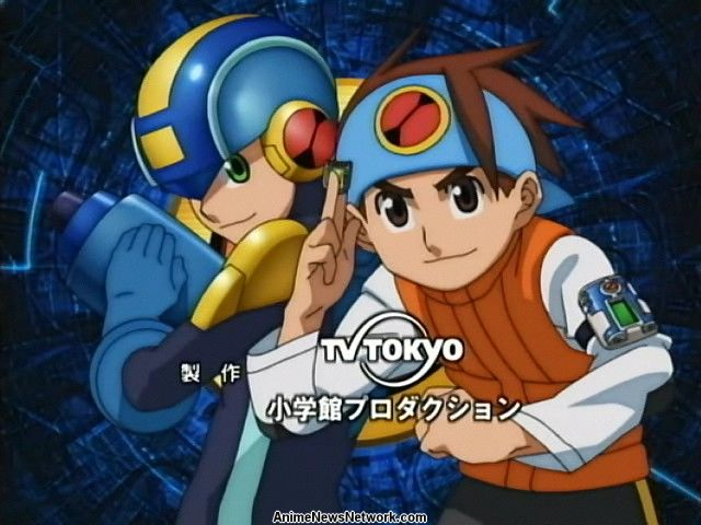 megaman exe beast episode 1 english dubbed