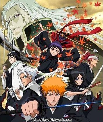 Bleach The Movie Memories Of Nobody Anime News Network