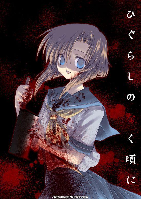 Higurashi No Naku Koroni Manga Anime News Network