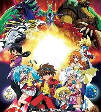 Bakugan Battle Brawlers (TV) - Anime News Network