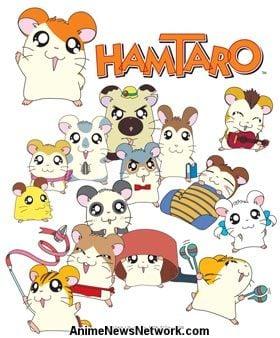 Hamtaro Serien Stream