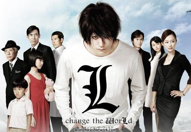"""Résultat de recherche d'images pour """"L: Change the World"""""""