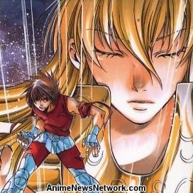 Saint Seiya: The Lost Canvas - Meiō Shinwa (manga) - Anime