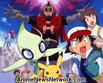 Pokemon 4ever Movie Anime News Network