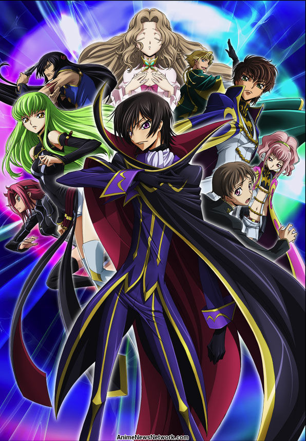 Code geass r2 torrent