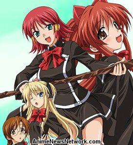 Quiz Magic Academy Oav Anime News Network
