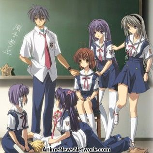 Clannad After Story Tv Anime News Network