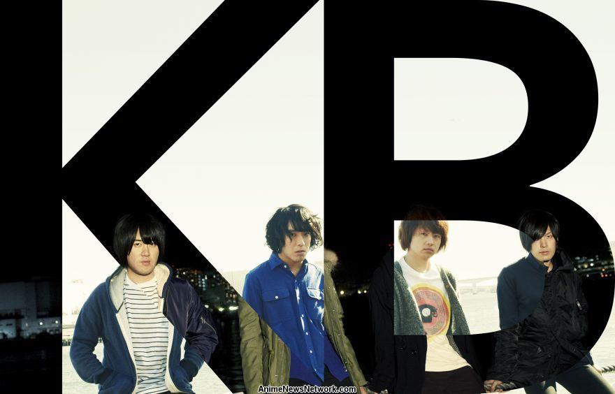 KANA-BOON - Anime News Network