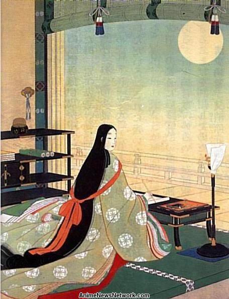 Image result for murasaki shikibu