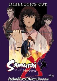 Samurai X Director's Cut - Review - Anime News Network