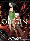Origin ~Spirits of the Past~ DVD