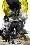Afro Samurai: Resurrection Director's Cut DVD