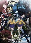 Black Rock Shooter Episodes 1-8 Streaming