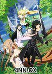 Sword Art Online episodes 15-25