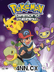Pokemon: Diamond & Pearl Dub.DVD 1-2
