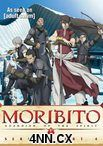 Moribito DVDs 5-6 and 7-8