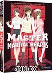Master of Martial Hearts DVD