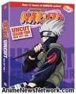Naruto DVD Season 4 Box Set 1