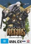 Chrome Shelled Regios - Collection 1