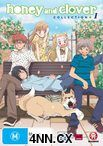 Honey and Clover - Collection 1 DVD