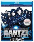 Gantz II: Perfect Answer Blu-Ray + DVD
