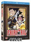 Fairy Tail Blu-Ray + DVD 2