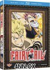 Fairy Tail Blu-Ray + DVD 4