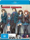 The Disappearance of Haruhi Suzumiya Blu-Ray