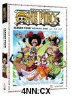 One Piece Season 4 Part I DVD