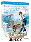Oblivion Island: Haruka and the Magic Mirror Blu-Ray + DVD