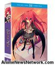 Shana Season Two BD+DVD Parts 1 & 2