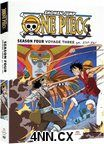 One Piece DVD Season 4 Part 3