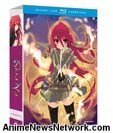 Shakugan no Shana III BD/DVD Parts 1+2