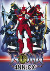 Ronin Warriors DVD 1