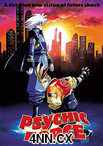 Psychic Force DVD