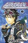 Air Gear GN 1