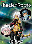 .hack//Roots DVDs 1 and 2