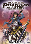 Blade of the Phantom Master DVD